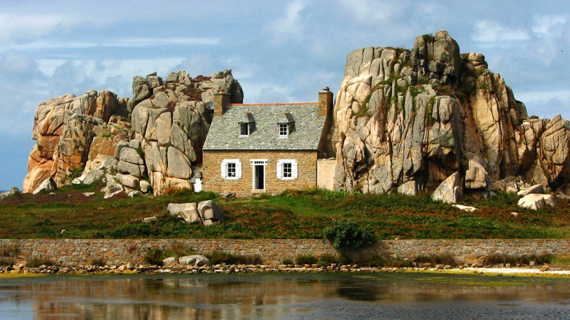 Ferienhaus Bretagne